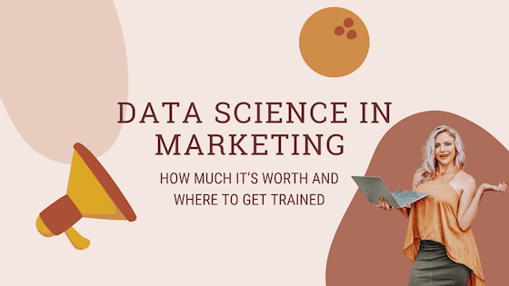 Let's dive in to learning about data science in marketing!