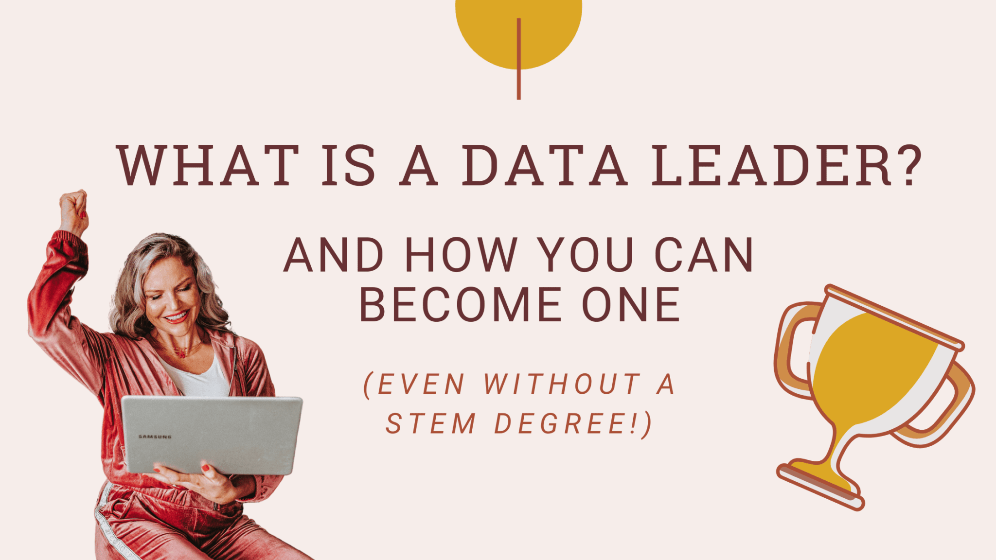 WHAT IS A DATA LEADER? Find out here...