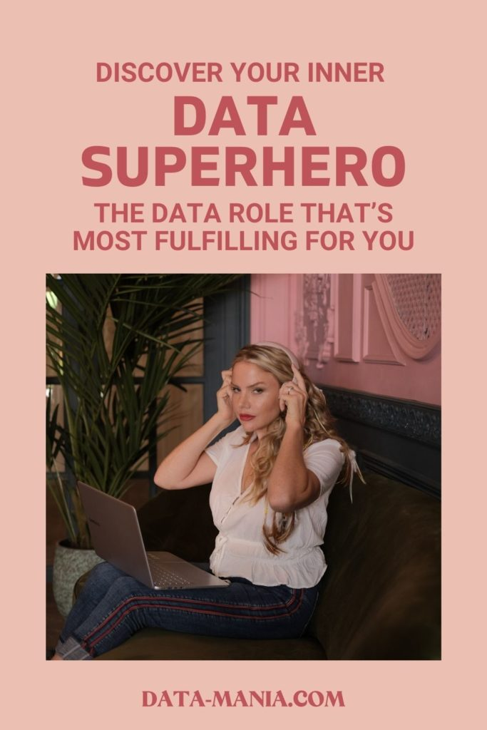 DATA SUPERHERO