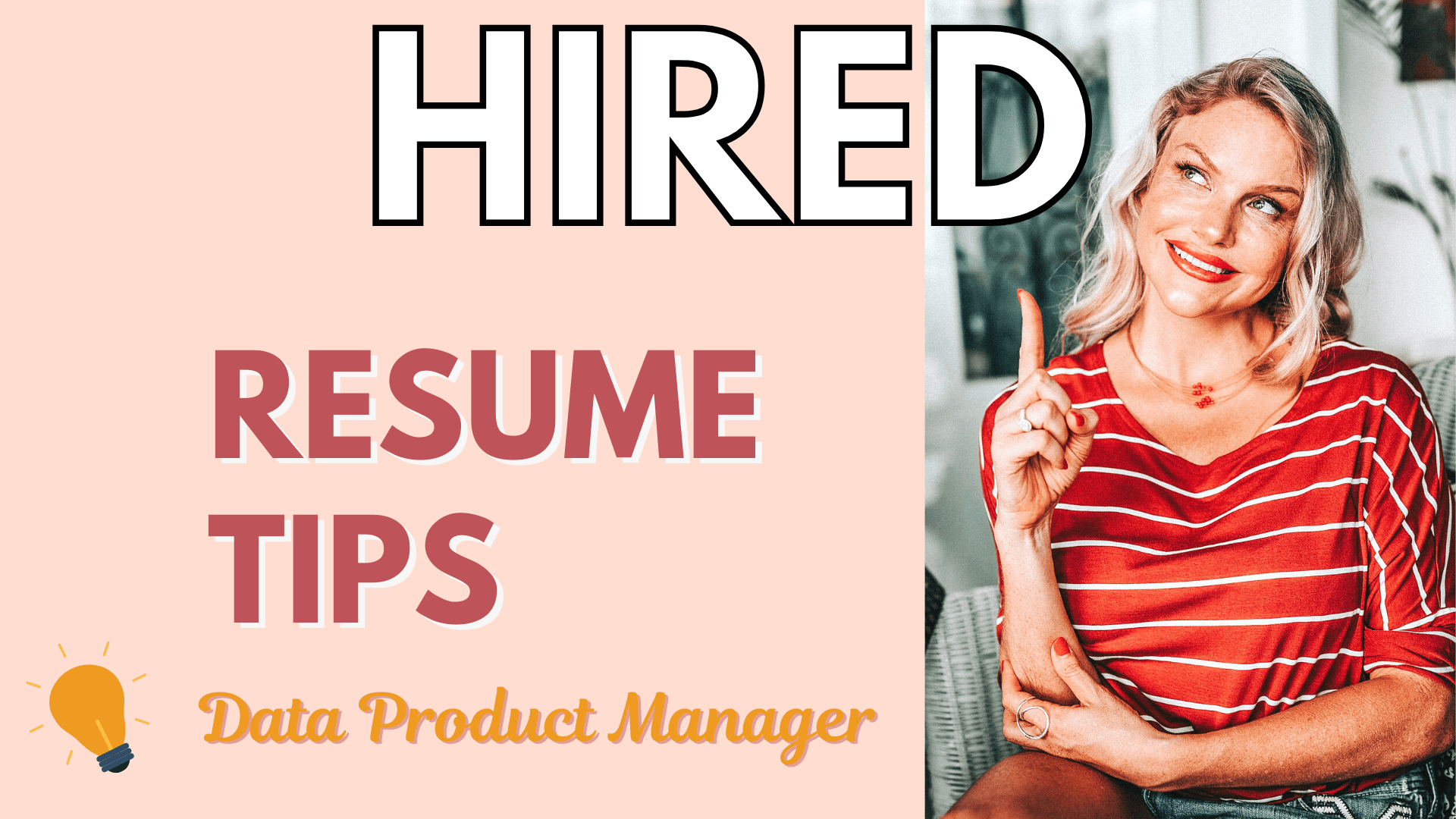 looking to become a data product manager? Get these resume tips stat!