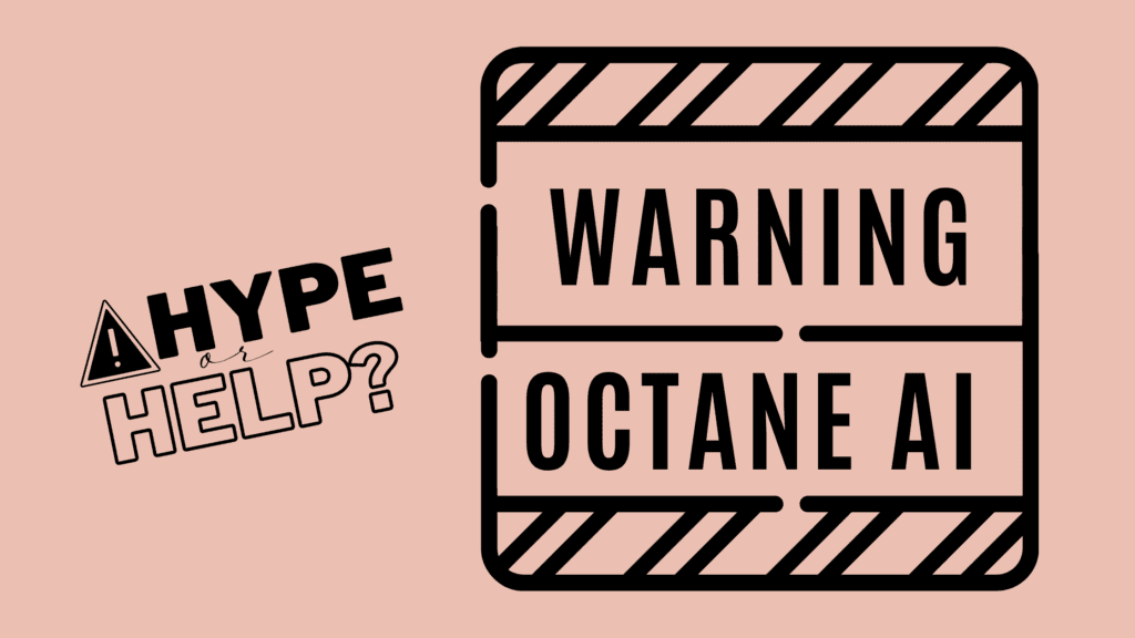 Octane AI: Is It All Hype or Does It Help?